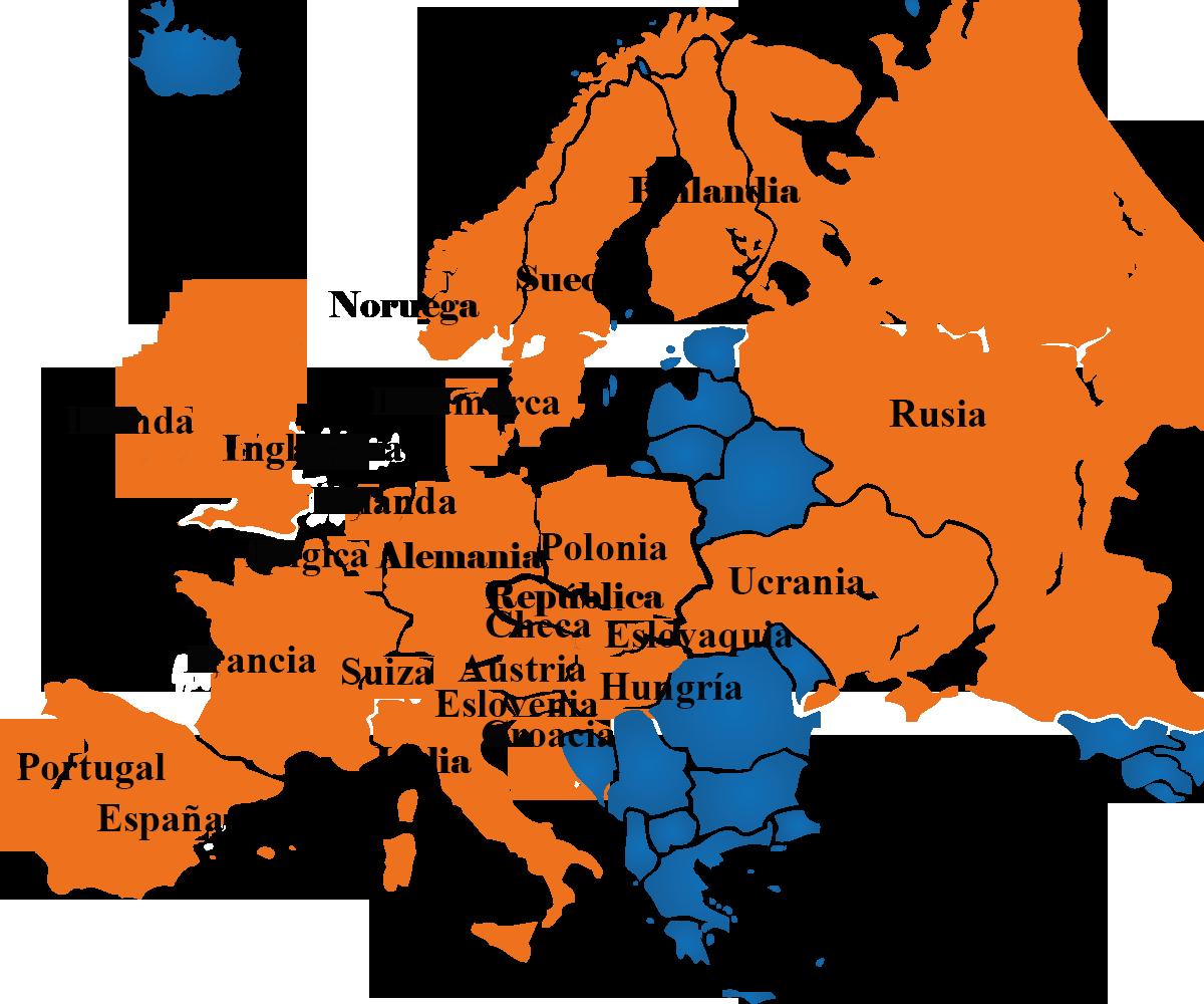 Mapa exportaciones Jose Manuel Pardo